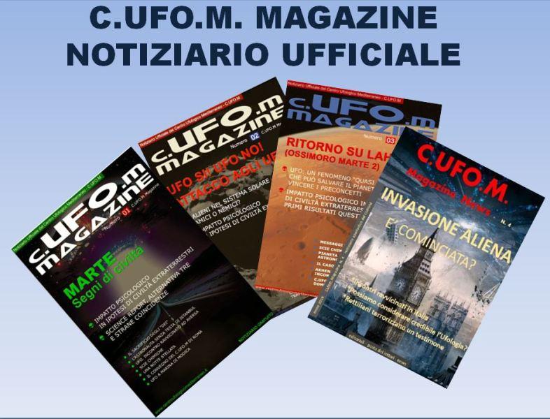C.UFO.M. NOTIZIARIO UFFICIALE