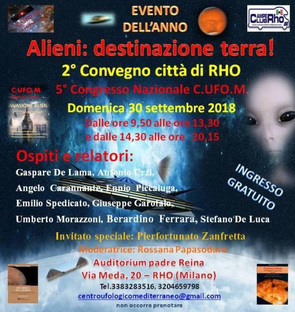 UFO E ALIENI.CONVEGNO DI RHO - LOCANDINA IDEFINITIVA - 800x600