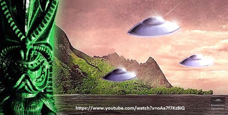 Ufo. Alieni Isola Huku Niva 4