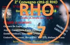 convegno Rho - giorni