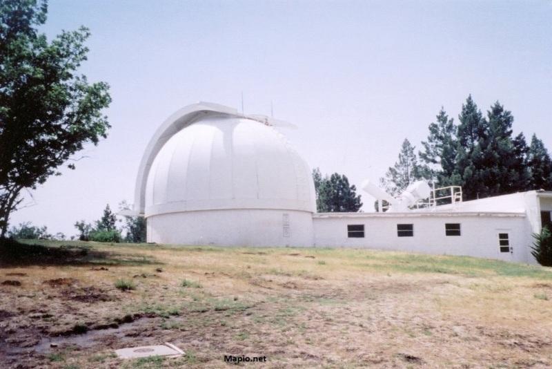 ufo. osservatorio solare sunspotsolar 4