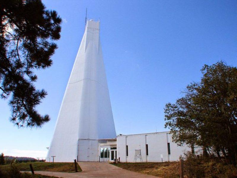 ufo. osservatorio solare sunspotsolar