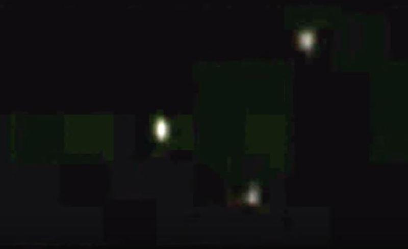 UFO A ROMA 2010 CASO C.UFO.M. 1
