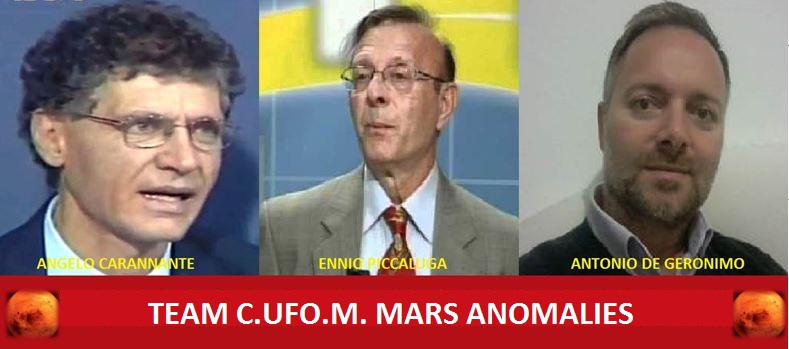 TEAM ANOMALIES MARS