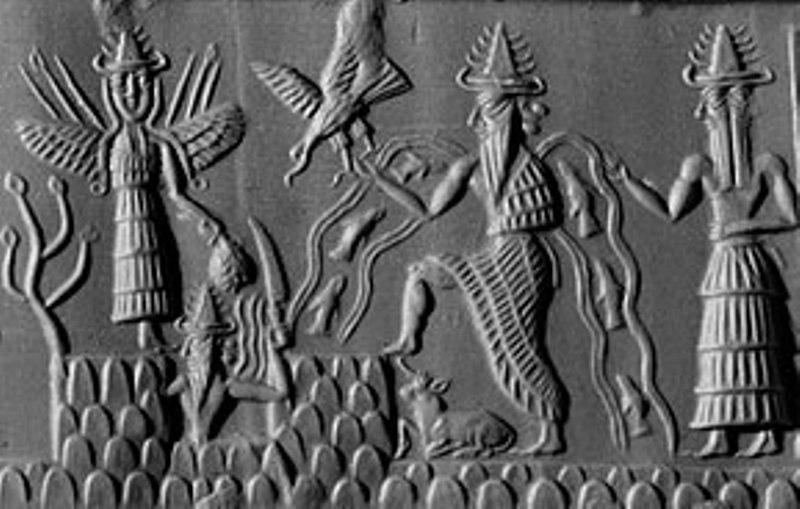 290px-Ea_(Babilonian)_-_EnKi_(Sumerian)