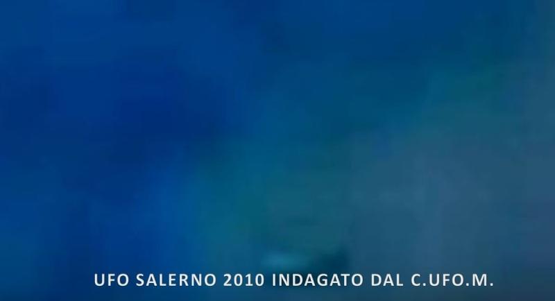 Ufo di Salerno del 2010, caso indagato dal C.UFO.M.