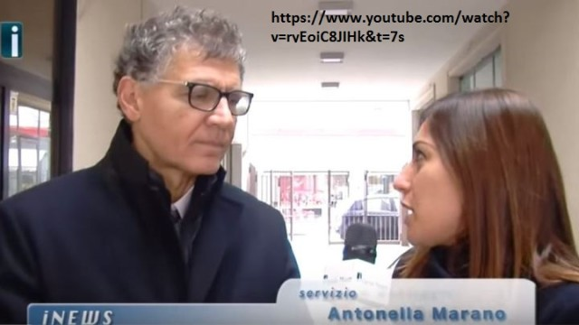 UFO - INTERVISTA AL PRESIDENTE CARANNANTE