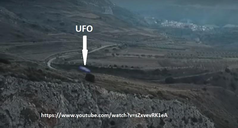 UFO SPAGNA 3