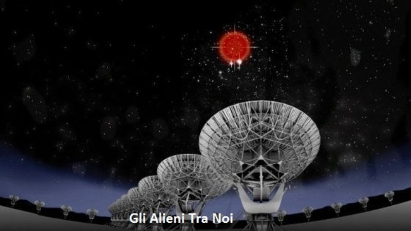 UFO ROSWELL SEGNALI
