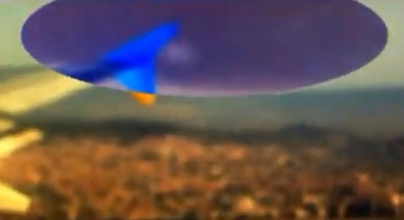 Un ufo sfiora un aereo su Barcellona (Spagna). Caso indagato dal C.UFO.M. alcuni anni fa