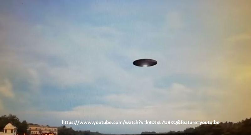 UFO ALIENI ATTACCO INDIA