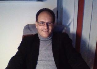 Bruno Foria, socio e ricercatore C.UFO.M.. Grazie alla sua instancabile opera, questo convegno di Sapri ha visto la luce.