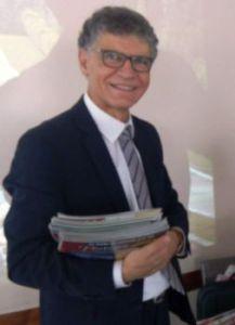 Il Dott. Angelo Carannante, Presidente e FOndatore del C.UFO.M.