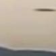 Qui l'ufo si staglia maestoso sul rilievo montuoso. Un grande spettacolo