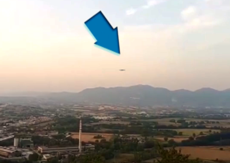 8 - UFO NARNI - TERNI