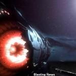 UFO ASTRONAVE ALIENA GIOVE