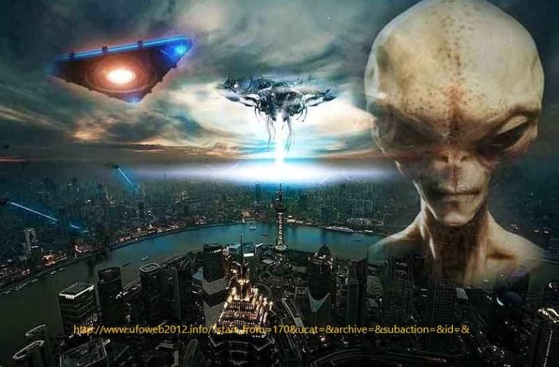 UFO. INVASIONE ALIENA