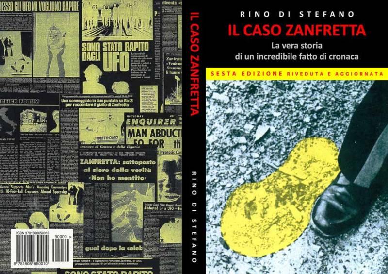 La bellissima cover del best seller di  Rino Di Stefano.
