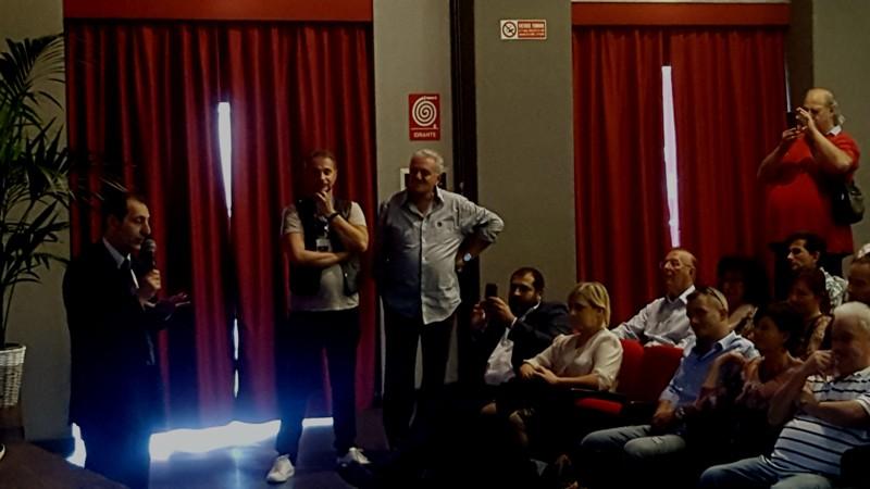 Umberto Morazzoni al convegno di Rho del 29 settembre 2019