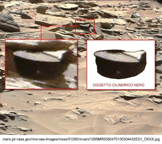 ANOMALIES ON MARS - 3