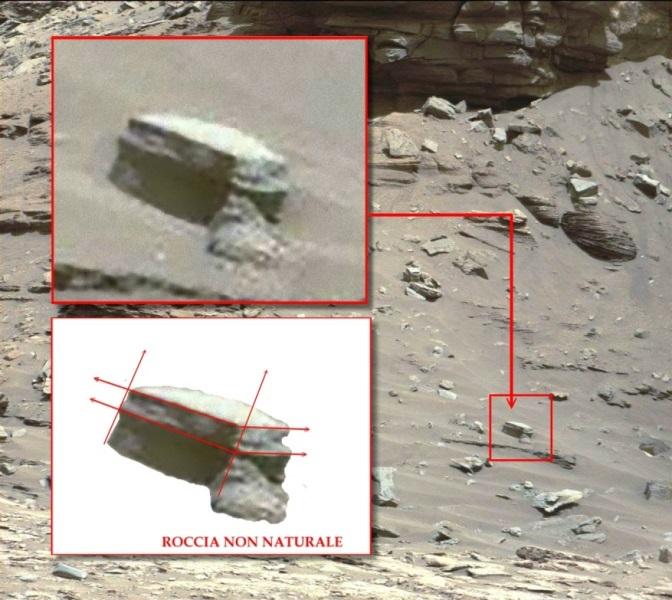 ANOMALIES ON MARS - 4