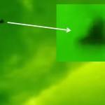 L'ufo vicino al sole scoperto da Waring