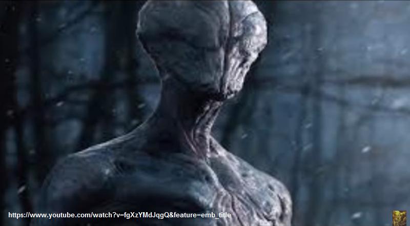 Un esempio di razza aliena