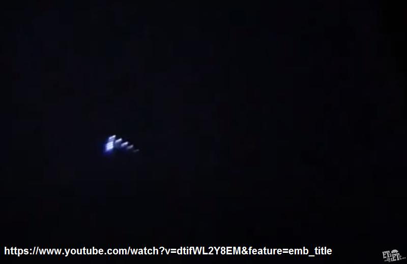 UFO CALIFORNIA, TUSTIN