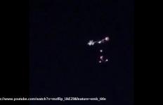 UFO NEW MEXICO, CORRALES. DAVVERO INCREDIBILE. ALTRO FERMO IMMAGINE