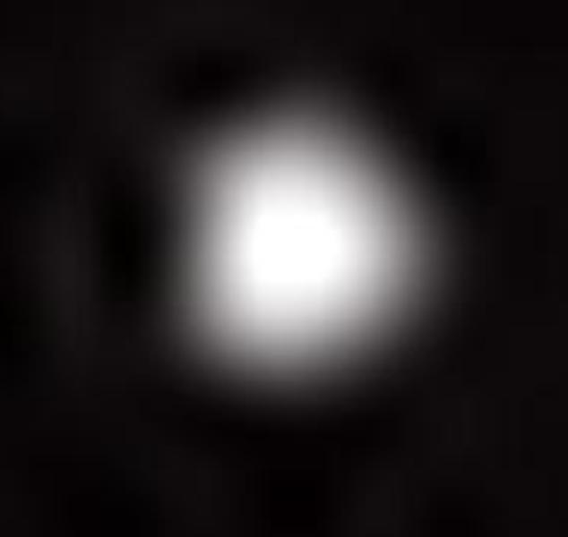 UFO GENOVA FOCE 17.8.20. L'OGGETTO MOSTRA UN'ALTRA FORMA.
