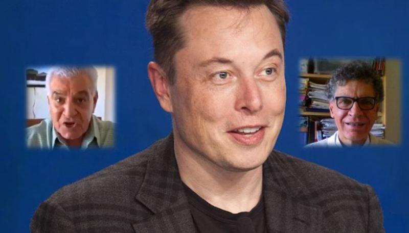 Hawass, Musk e Carannante