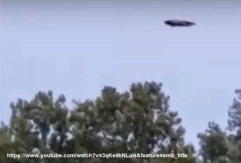UFO NEW JERSEY, U.S.A.