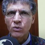 ANGELO CARANNANTE, PRESIDENTE C.UFO.M., DURANTE L'INTERVISTA DI FANPAGE