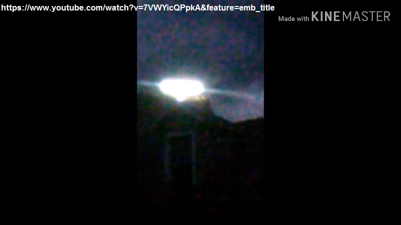 UFO COLORADO, SIMPSON'S REST. U.S.A. ATTERRAGGIO DI UN UFO. INCREDIBILE FILMATO SEMBRA PROPRIO AUTENTICO. VIDEO! (4)