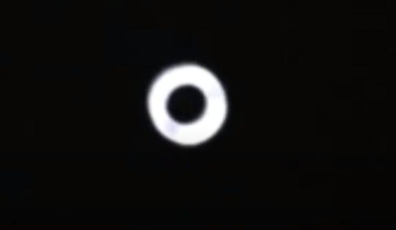 UFO NAPOLI, PIAZZA CARLO III, CASO C.UFO.M.