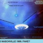 UFO NASHVILLE 1989 - ANALISI CHE DIMOSTRA ESSERE FALSO