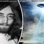 JOHN LENNON AVVISTO' UN UFO