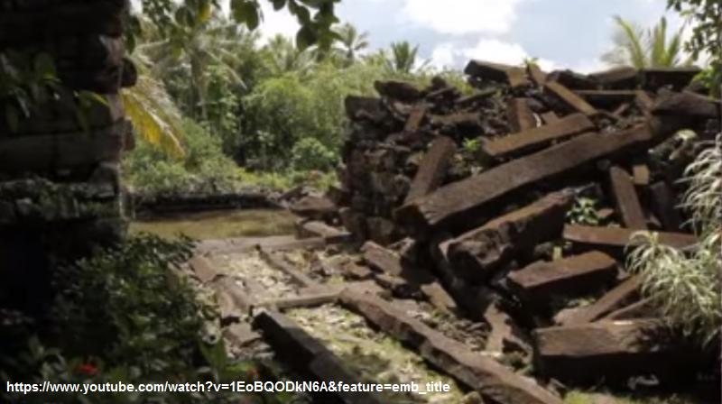 MANILA. STATI FEDERATI DI MICRONESIA, forse civilta' perdute (2)