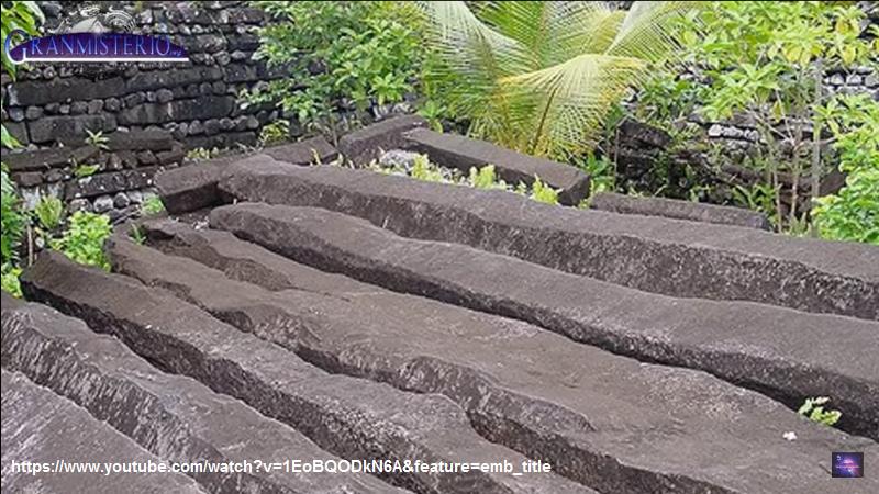 MANILA. STATI FEDERATI DI MICRONESIA, forse civilta' perdute (4)
