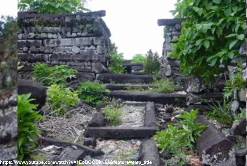 MANILA. STATI FEDERATI DI MICRONESIA, forse civilta' perdute