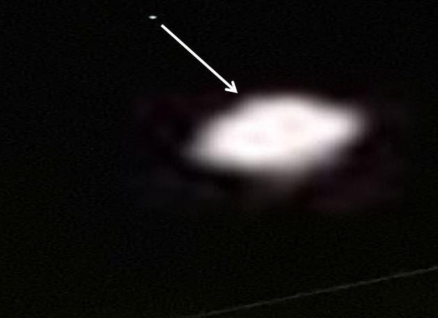 UFO BENEVENTO 22.23.24-5-2019, IMMAGINE FILTRATA