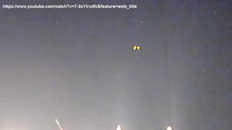 UFO GIAPPONE, FUKUSHIMA, 13.02.2021 (2)