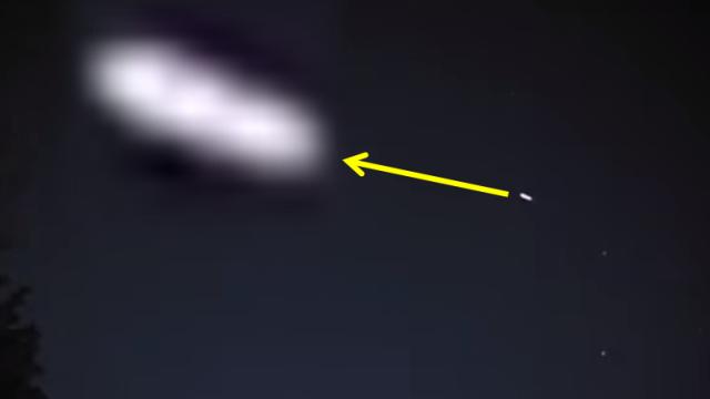 UFO PENNSYLVANIA, LOCK HAVEN, U.S.A., 06.05.2021, AFFUSOLATO VELOCISSIMO BIANCO (4) - 1