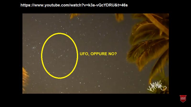 UFO HAWAII, WAIANAE, U.S.A. 31.05.2021. SCIAME DI UFO
